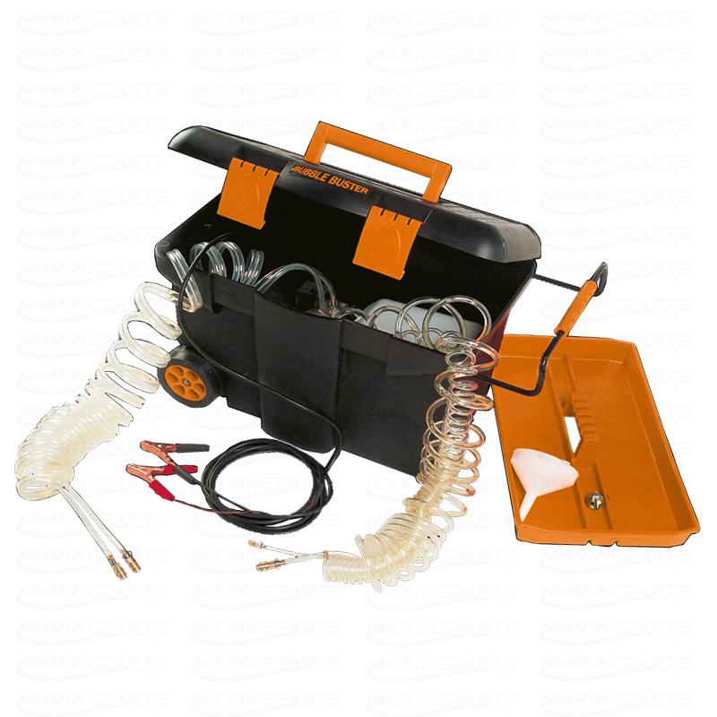 Hüdraulilise süsteemi õhu eemaldamise pump