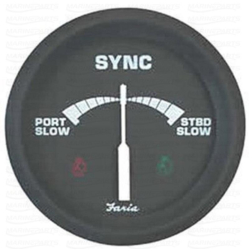 Mootori sünkroniseerimise näidik 100 mm (