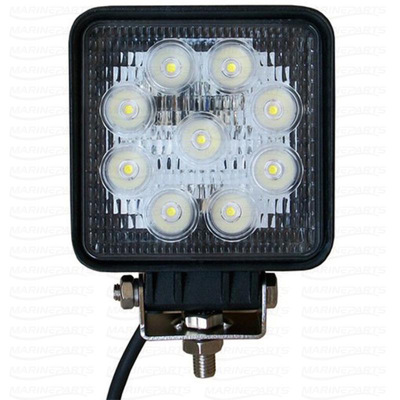 Teki LED-valgusti 27 W