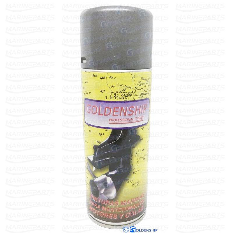 Spraymaling for Volvo Penta grå metall (SX/DPX drev) 400ml