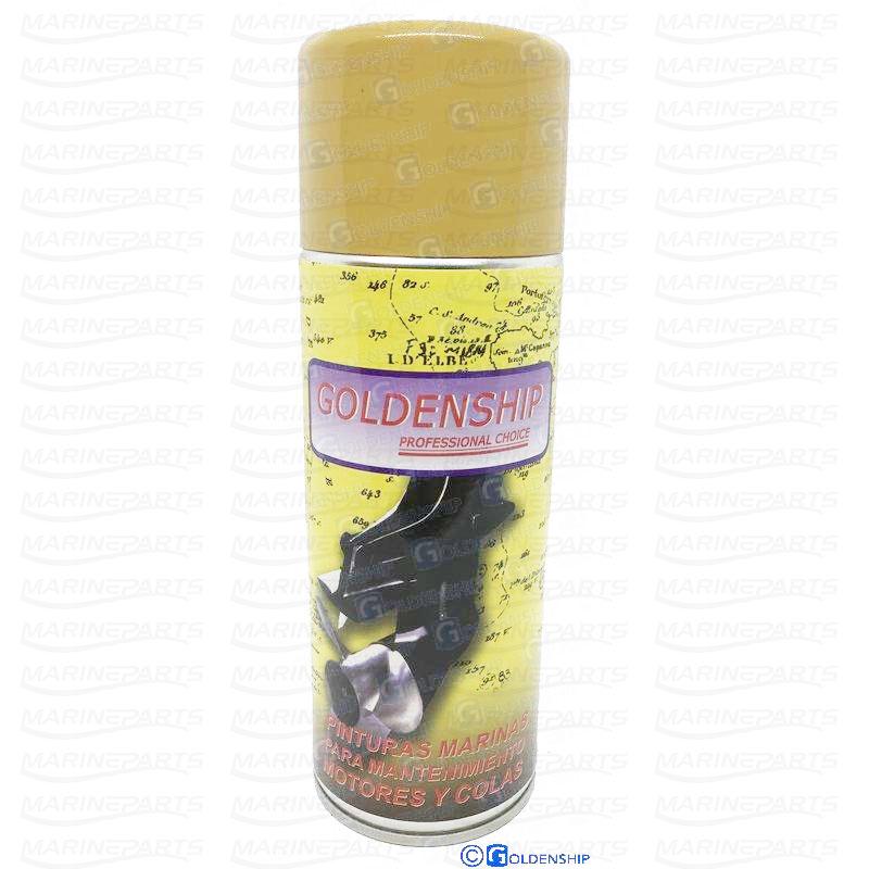 Spraymaling Caterpillar gul 400ml