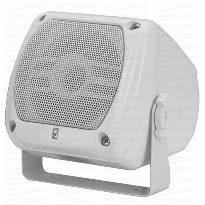 Sub-Compact Box Speakers White
