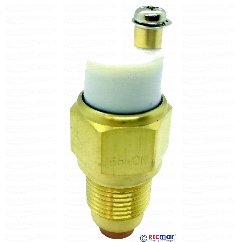 Temperature sensor for Yanmar 1GM, 2GM & 3GM/HM (65