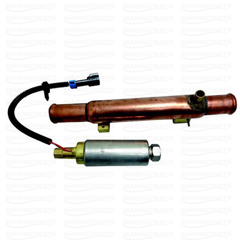 Fuel Pump Mercruiser & OMC type 4, marineparts eu