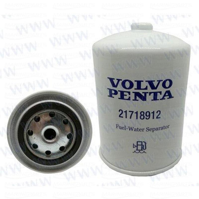 Bränslefilter för Volvo Penta D4 & D6 serien