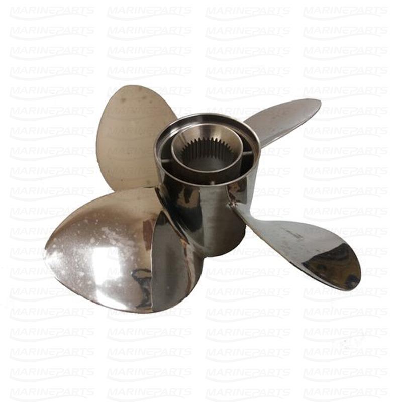 Propeller Front S/S 4-blade 15.5