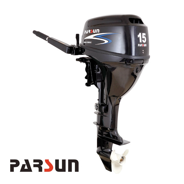 7. Parsun 15 hp models