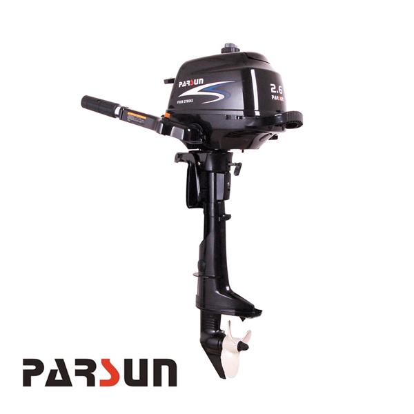 1. Parsun 2.6 hk modeller