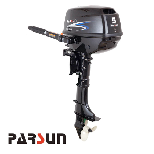 3. Parsun 5 hp models