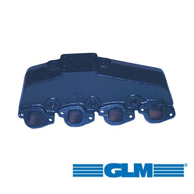 Avgaslimpa ALUMINIUM MerCruiser 454 (7.4-8.2 ltr)