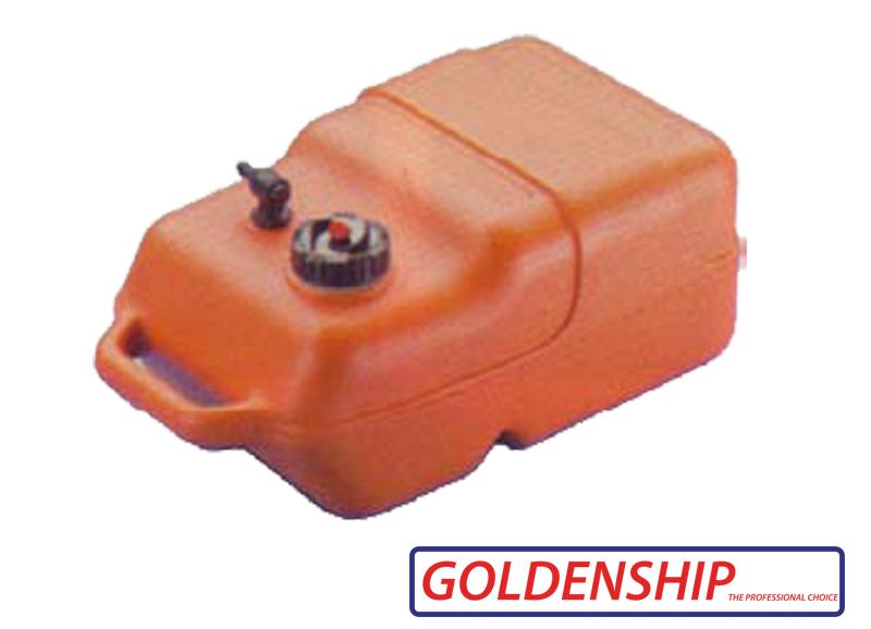 Brændstoftank plast 22 ltr. transportabel