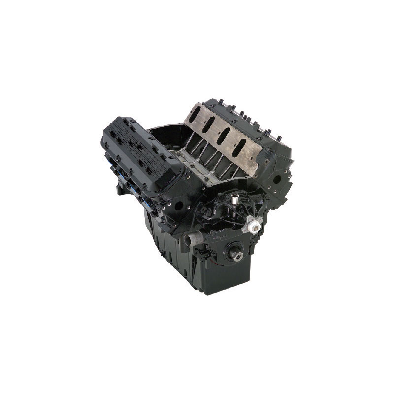 Longblock Pro-Series peruskorjattu GM 8.1L 496CID V8 370 hv