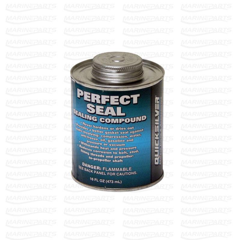 Quicksilver tiivistemassa Perfect Seal