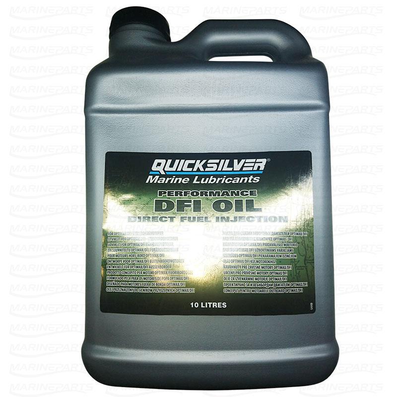 OPTIMAX DFI Quicksilver/Mercury 2-Stroke Oil 10L