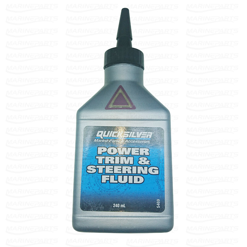 Quicksilver trimmimoottorin ja ohjaustehostimen öljy Power Trim and Steering Fluid 237ml