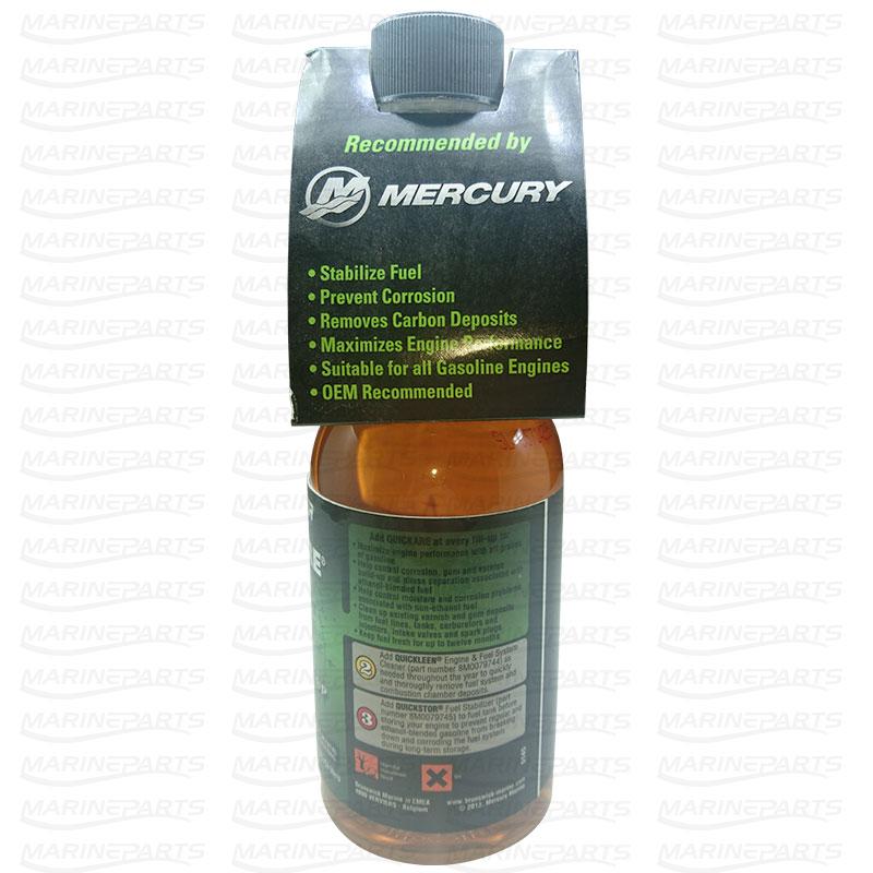 Quicksilver Quickare lisäaine jokaisen tankkauksen yhteydessä 355ml