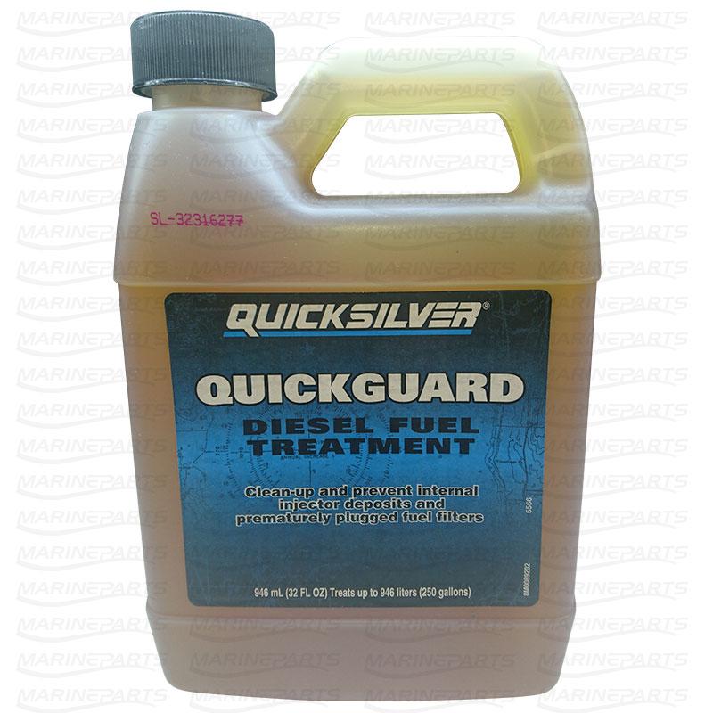 Quicksilver Quickguard bränsletillsats för diesel 946ml
