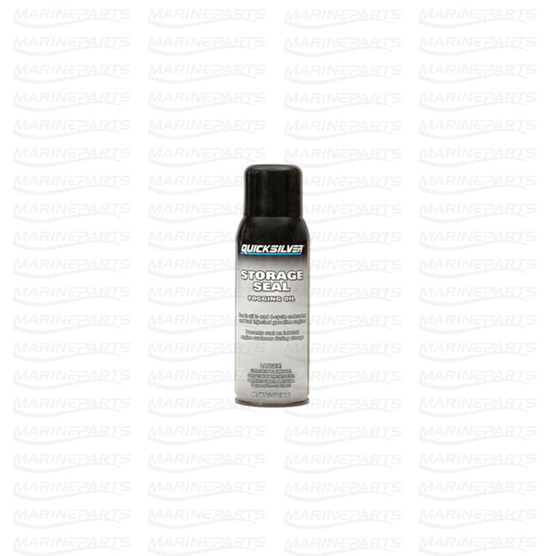 Quicksilver moottorin talvisuojaukseen Storage Seal Fogging Oil Spraypullo