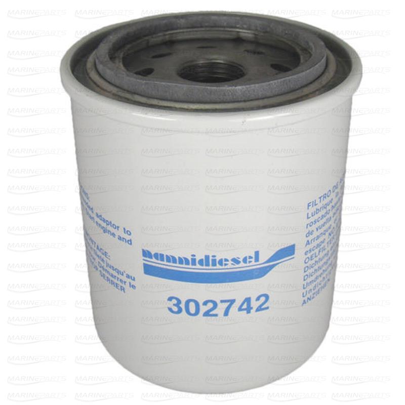 Oil filter Nanni Diesel (29-37.5 hp)