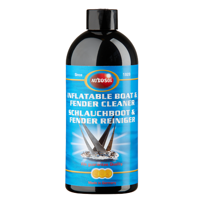 Inflatable Boat & Fender Cleaner Autosol 500 ml.