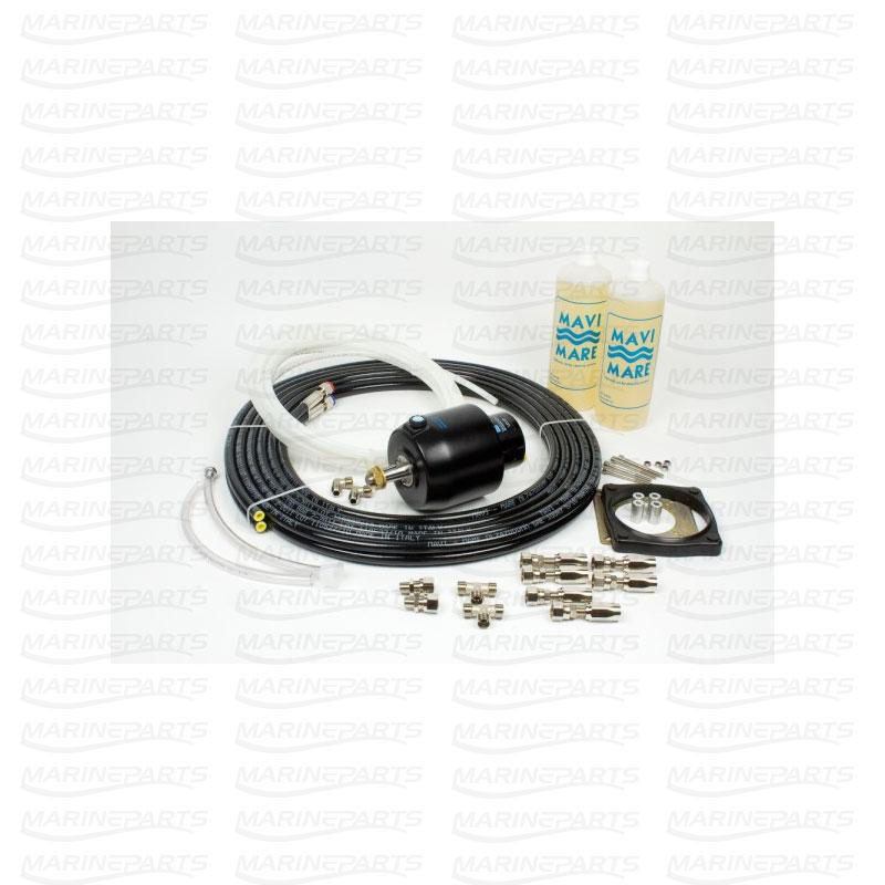 Komplett Kit för Extra Styrplats för Hydraulstyrning Typ 3