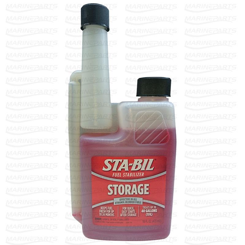 STA-BIL Storage Bensiinin lisäaine Fuel Stabilizer 473ml