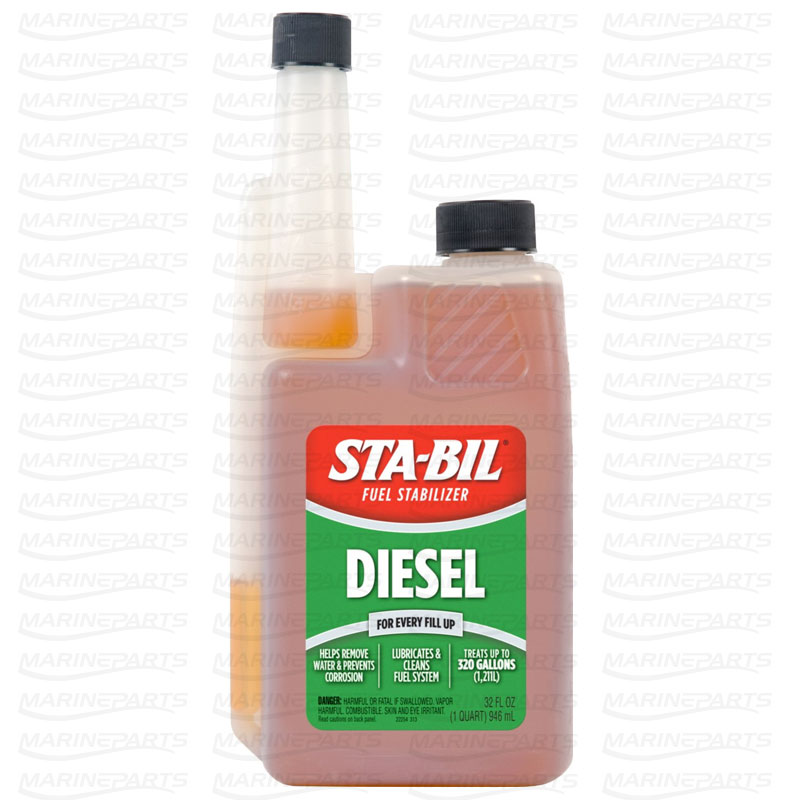 STA-BIL Diesel Formula lisäaine Fuel Stabilizer 946ml