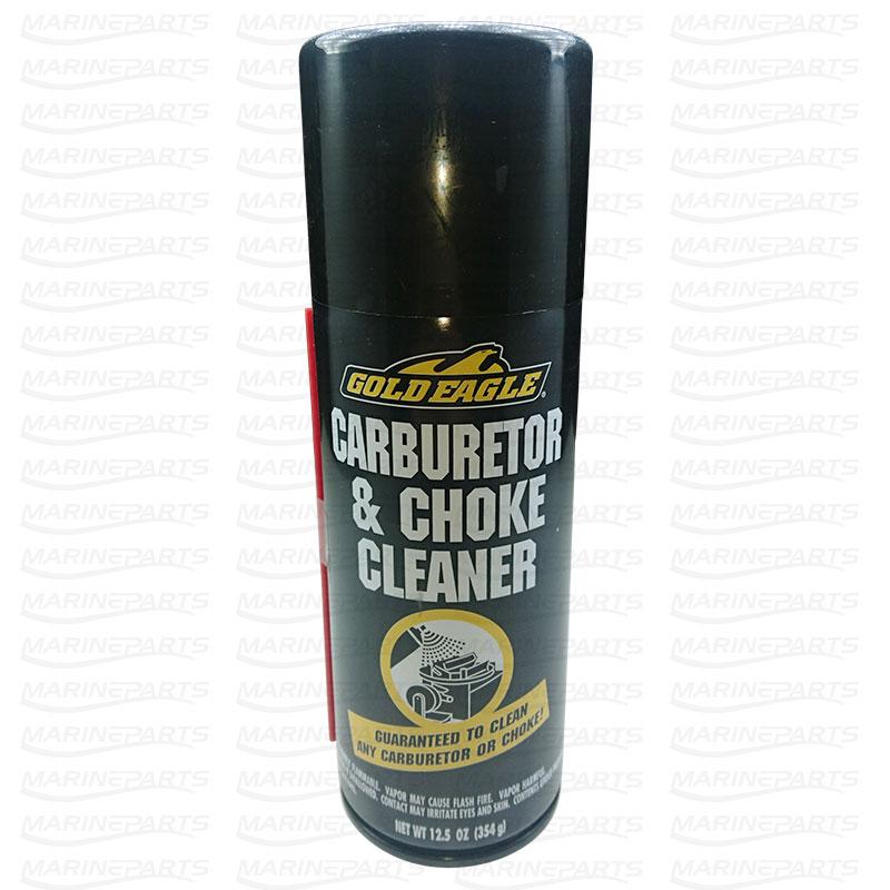 Gold Eagle kaasuttimen puhdistaja spray 354g