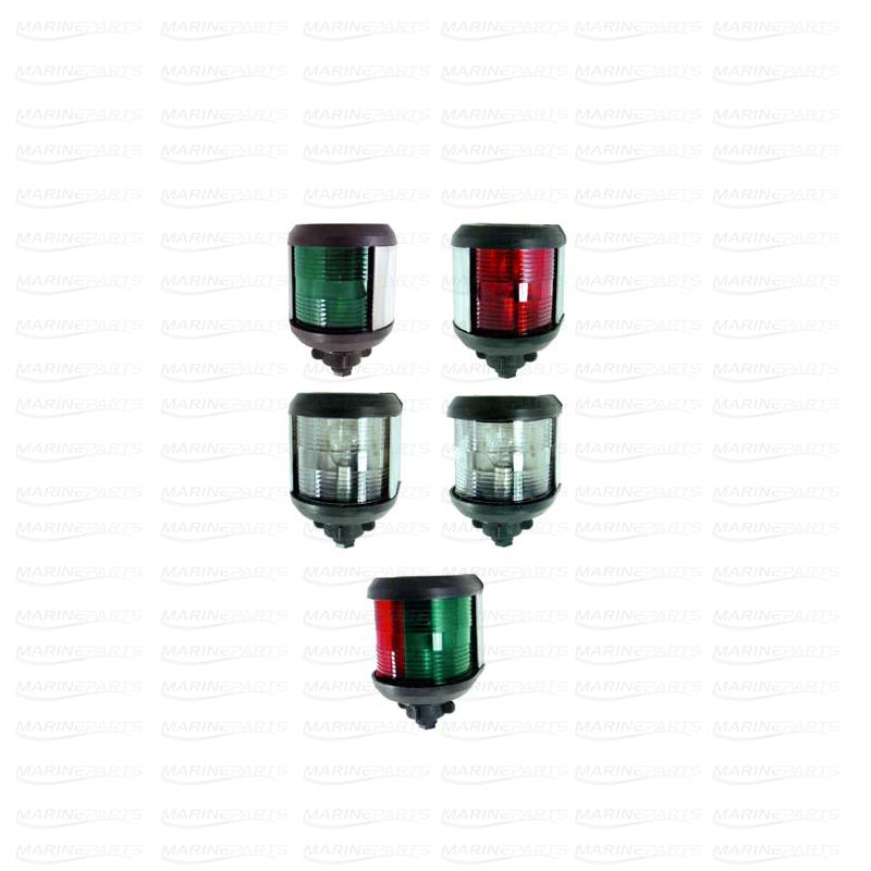 Roheline navigatsioonituli, tüürpoord, 25 W