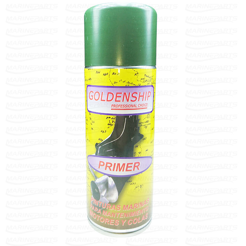 Engine Spray Primer Green 400ml