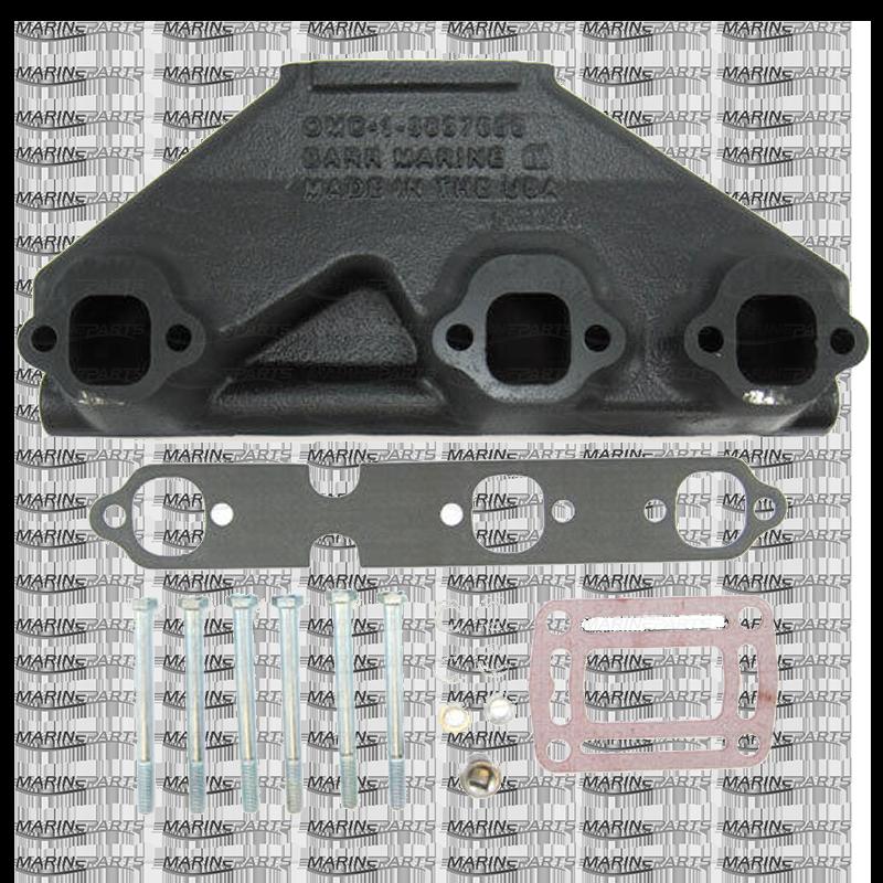 Pakosarja OMC+Volvo Pentoihin V6 4.3 ltr. 1993+