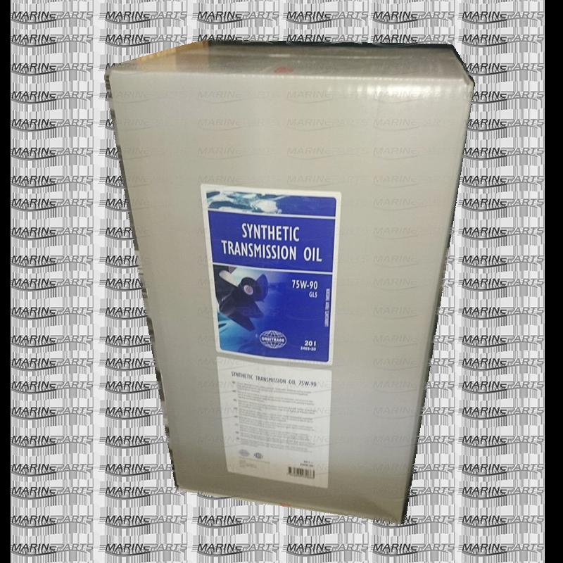 Drevolje syntetisk 75W-90 20L for Volvo Penta AQ, DP, IPS