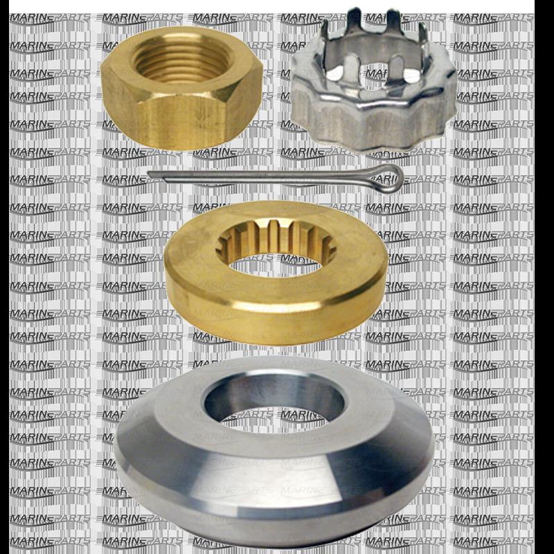 Propeller hardware/monteringssæt til Evinrude/Johnson