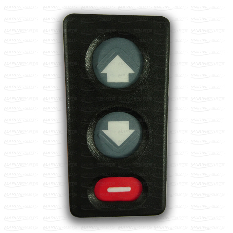 Manøvreringspanel, trim for Volvo Penta DP, SP, SX