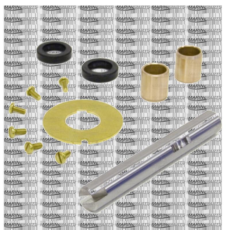 Repair Kit Sea Water Pump for Volvo Penta B30, D21