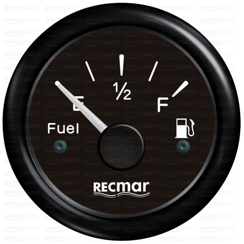 Must ELi kütusetaseme näidik