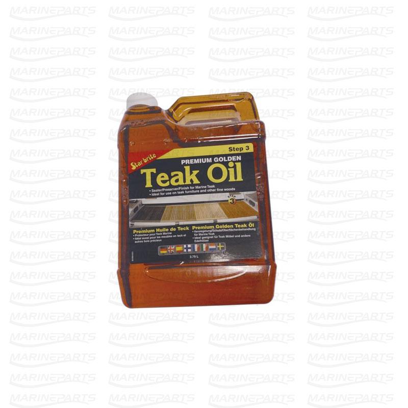 Star Brite Teak Öljy Teak Oil 3.8L