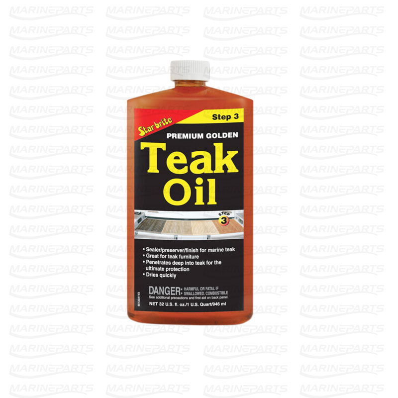 Star Brite Teak Öljy Teak Oil 950ml
