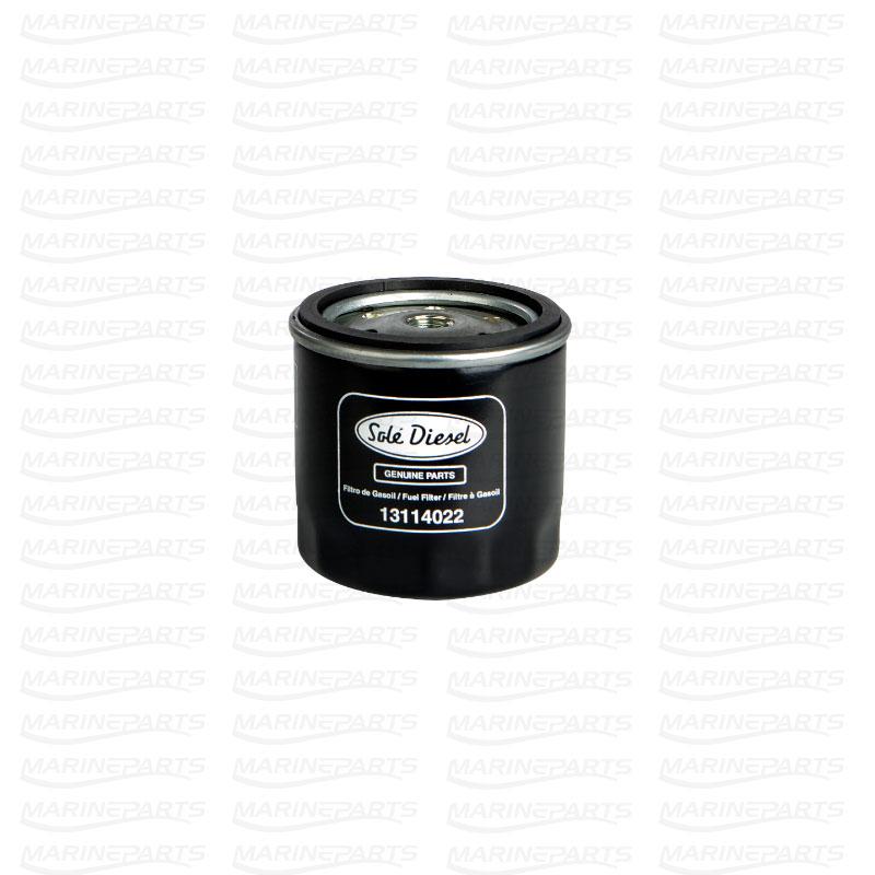 Fuel Filter Solé Mini-11, 17, 26, 29, 33, 34, 44, 48, 55