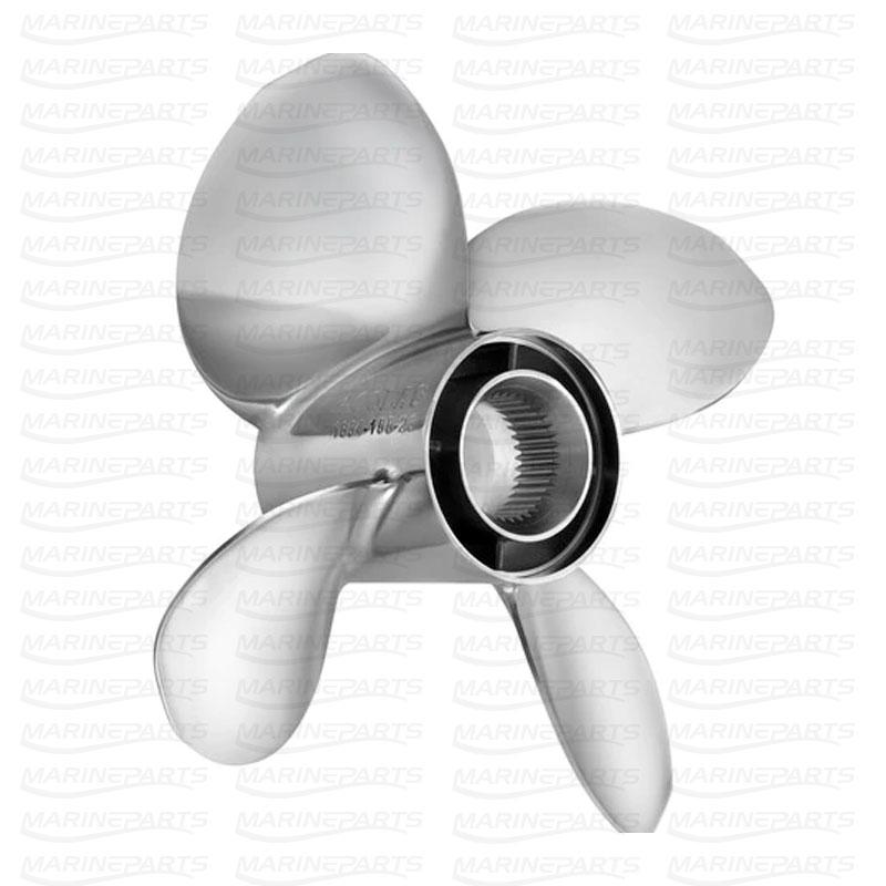 Propeller S/S 4-blade 15.5