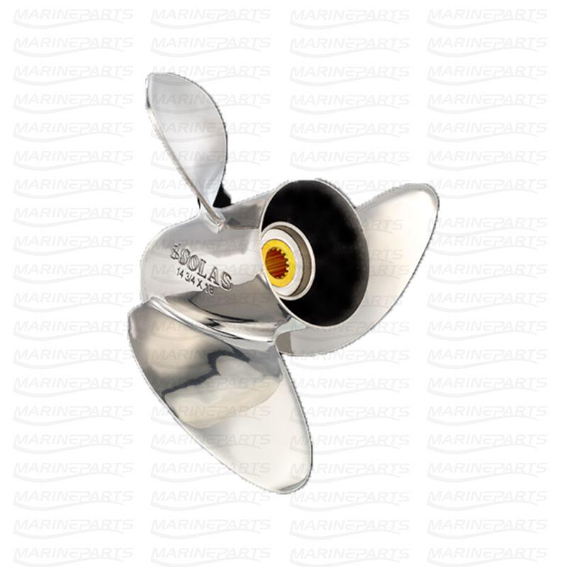 Propeller S/S 3-blade 14.8