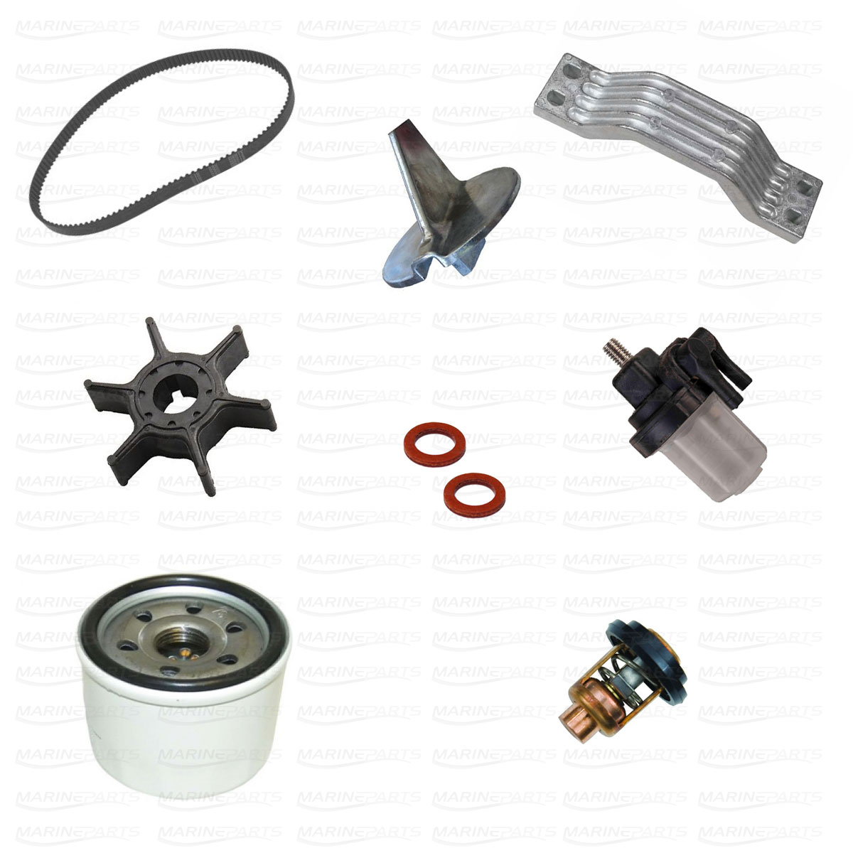 Service Kits for Yamaha 4-stroke models