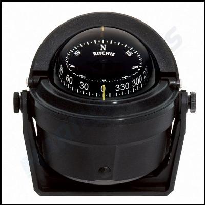 Kompas Ritchie Voyager B-81 sort