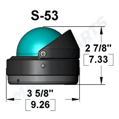 Kompas Ritchie Explorer S-53 sort