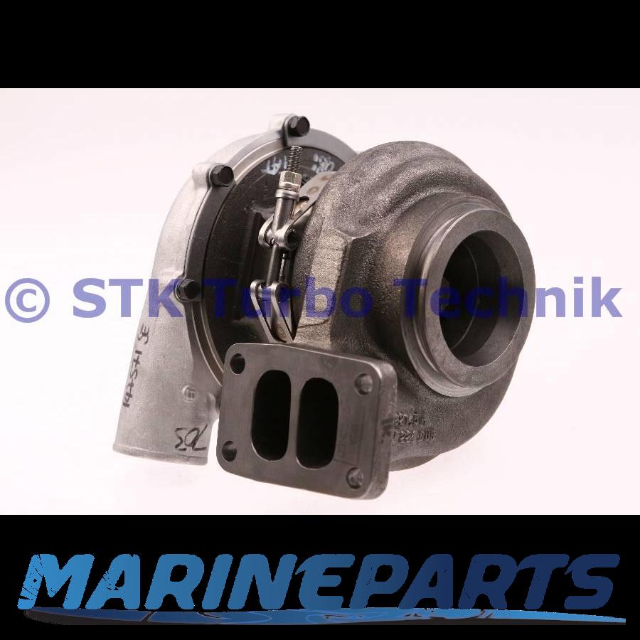 Turboahdin Perkins Marine 6.354