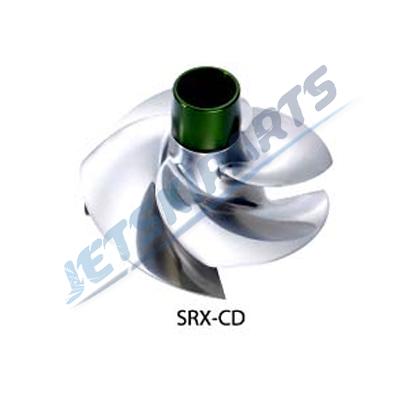 Siipipyörä Sea-Doo RXP/RXT/GTX 15/21