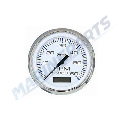 Digitaalne tahhomeeter 100 mm & 6000 rpm (valge roostevabast terasest