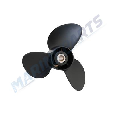 Propeller Alu. 3-blade 14.8