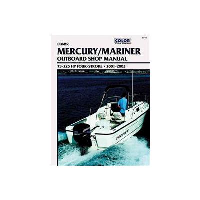 Mercury/Marineri käsiraamat: 4-taktiline 75-225 hp 2001-2003