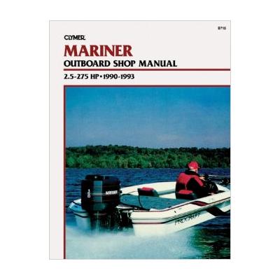 Marineri päramootori käsiraamat: 2,5-275 hp 1990-1993